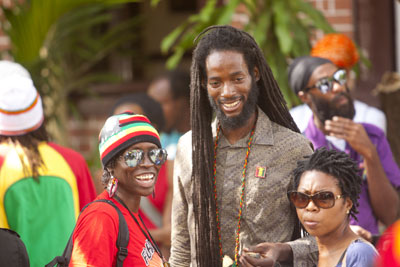 Rencontre rastafari